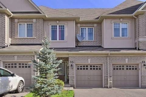 Townhouse for sale at 35 Elihof Dr Vaughan Ontario - MLS: N4688390
