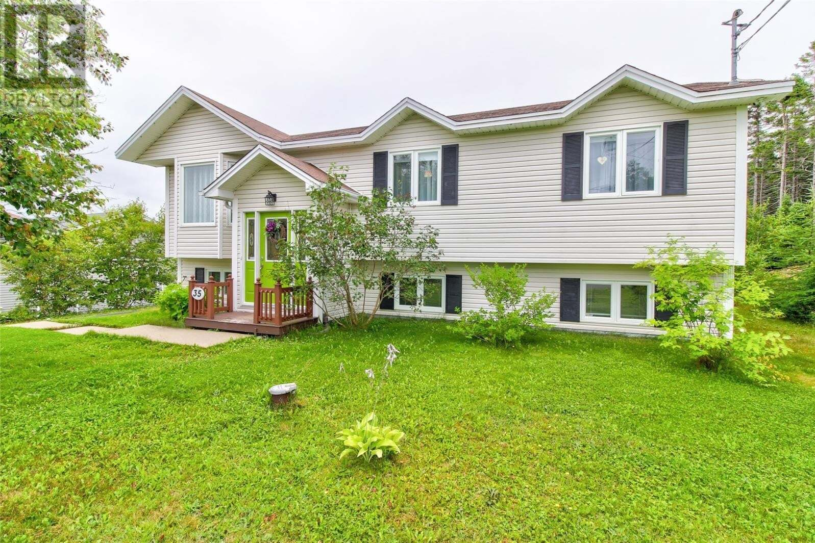 House for sale at 35 Emma's Pl Conception Bay South Newfoundland - MLS: 1218700