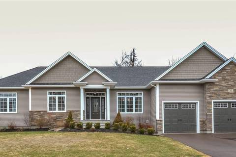 House for sale at 35 Erinvale Dr Moncton New Brunswick - MLS: M122396
