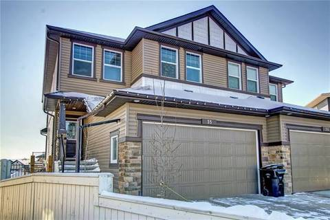 Townhouse for sale at 35 Evansglen Ct Northwest Calgary Alberta - MLS: C4243029