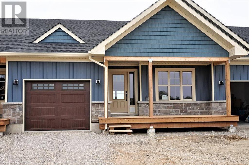 Townhouse for sale at 35 Fairway Ln Saugeen Shores Ontario - MLS: 251661