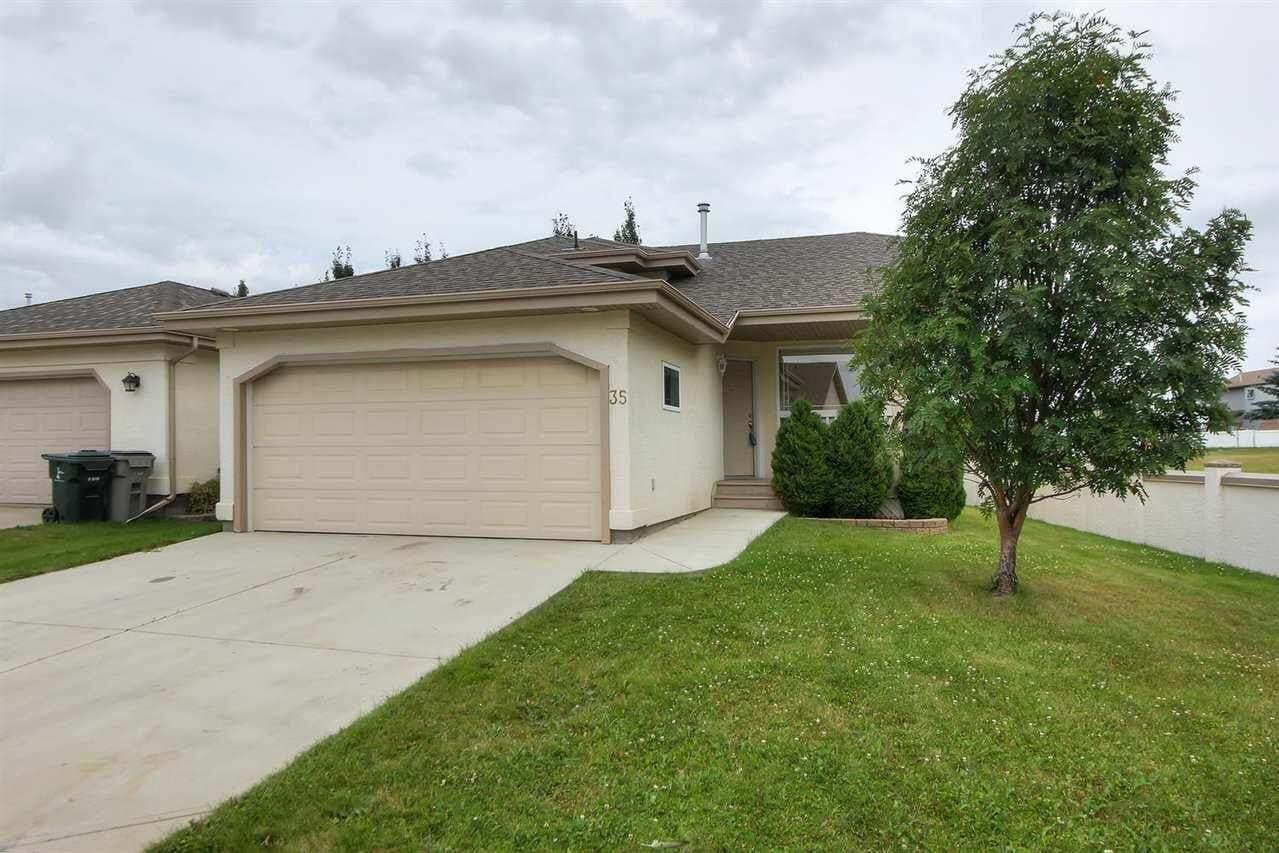 House for sale at 35 Fairway Gr Stony Plain Alberta - MLS: E4211190