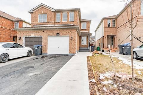 Townhouse for sale at 35 Feathertop Ln Brampton Ontario - MLS: W4729500