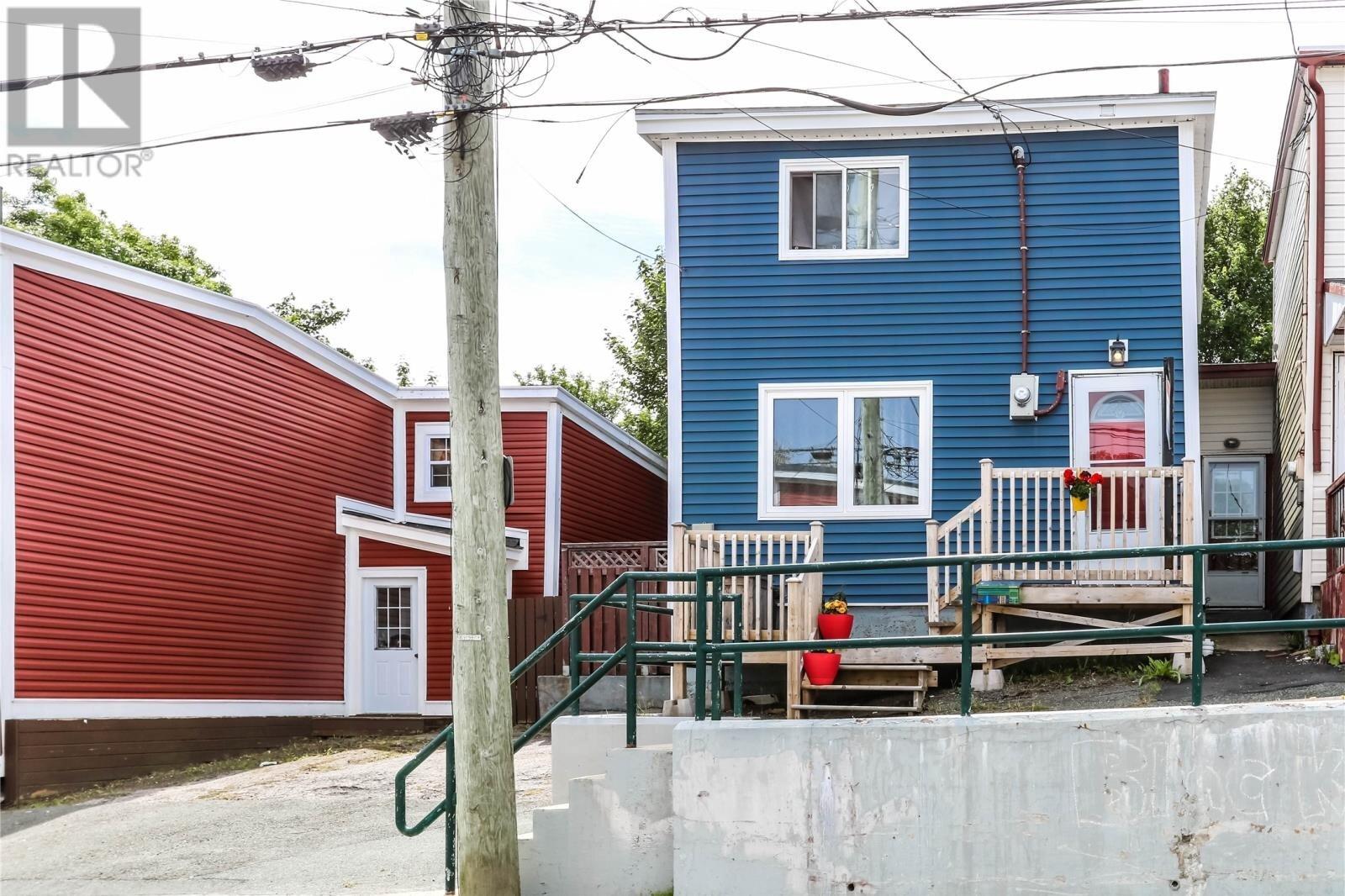 House for sale at 35 Feild St St. John's Newfoundland - MLS: 1224323