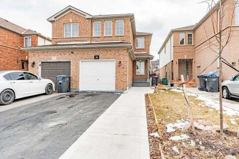 Townhouse for sale at 35 Fethertop Ln Brampton Ontario - MLS: W4771802