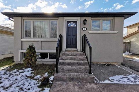 House for sale at 35 Folkestone Ave Hamilton Ontario - MLS: X5080893