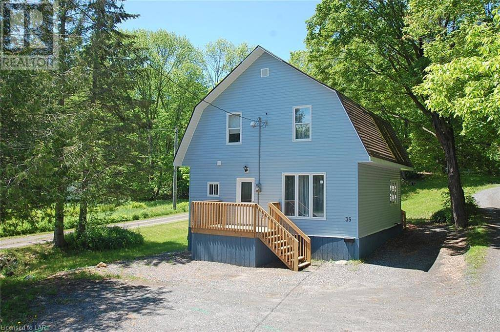 House for sale at 35 Forest St Parry Sound Ontario - MLS: 245537