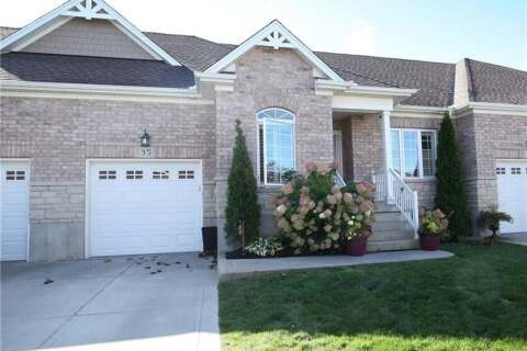 Townhouse for sale at 35 Gamble Ln Port Dover Ontario - MLS: 40027811