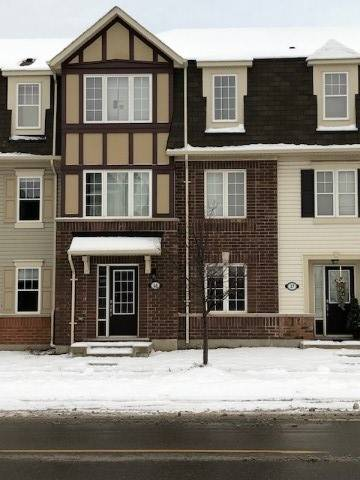 Townhouse for rent at 35 Ganton Hts Brampton Ontario - MLS: W4656608