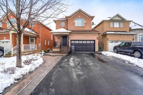 House for sale at 35 Gold Hill Rd Brampton Ontario - MLS: W5075486