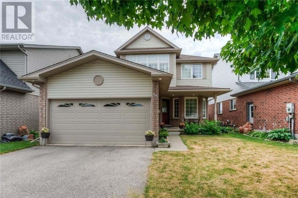 House for sale at 35 Green Vista Dr Cambridge Ontario - MLS: 30824265