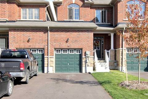 Townhouse for sale at 35 Greenwood Dr Essa Ontario - MLS: N4604637