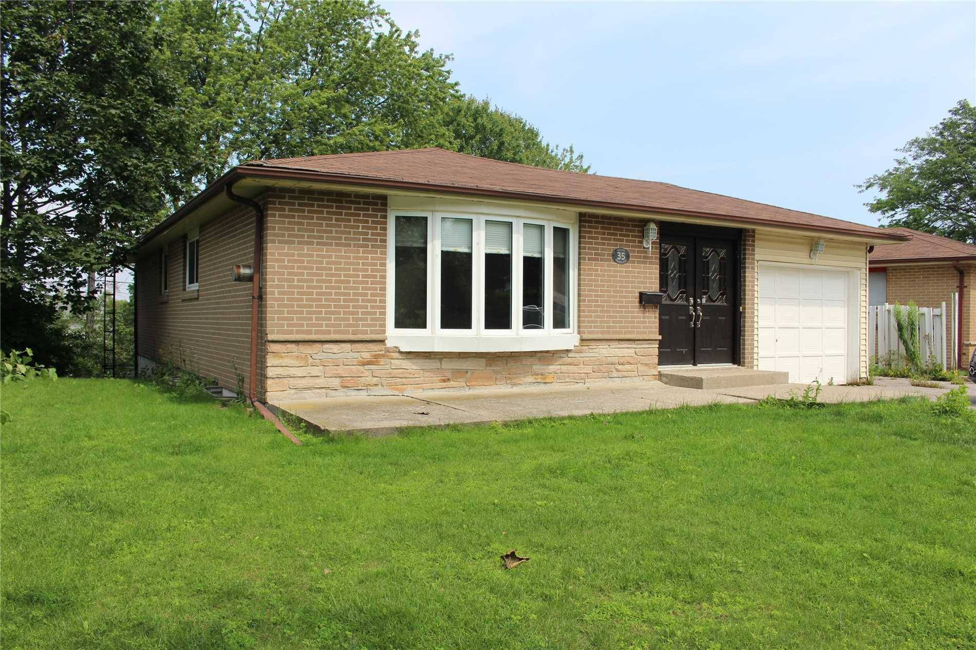 House for rent at 35 Gregory Rd Ajax Ontario - MLS: E4735215