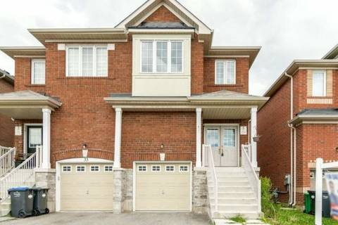 Townhouse for sale at 35 Gulfbrook Circ Brampton Ontario - MLS: W4542794