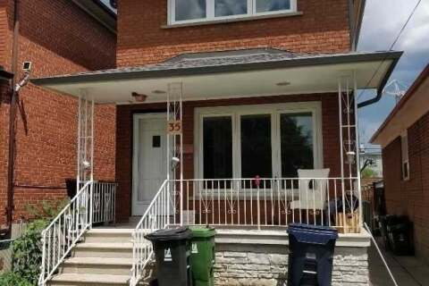 House for rent at 35 Hagar Ave Toronto Ontario - MLS: W4793953