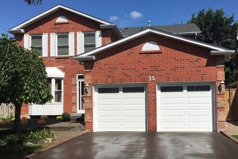 House for sale at 35 Hall Cres Brampton Ontario - MLS: W4388018