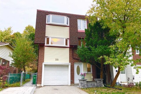 House for sale at 35 Harnworth Dr Toronto Ontario - MLS: C4984061