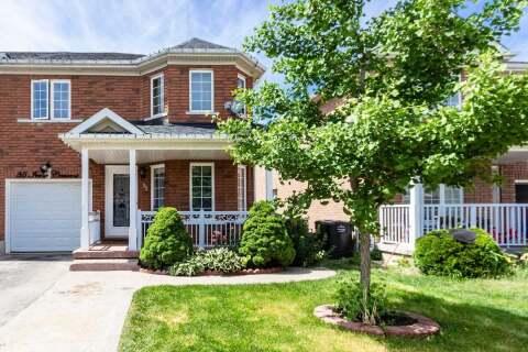 Townhouse for sale at 35 Irene Cres Brampton Ontario - MLS: W4822031