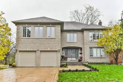 House for sale at 35 John Lyons Rd Markham Ontario - MLS: N4353183