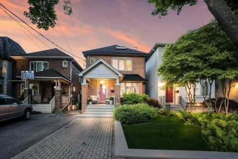 House for sale at 35 Joicey Blvd Toronto Ontario - MLS: C4800106