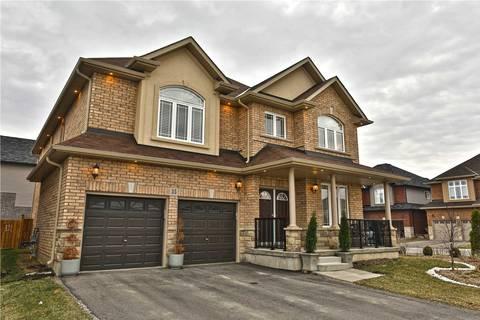 House for sale at 35 Keystone Cres Hamilton Ontario - MLS: X4424351