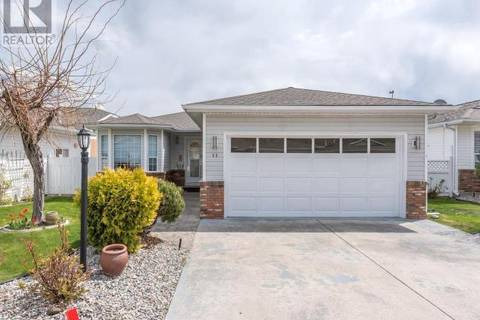 House for sale at 35 Kingfisher Dr Penticton British Columbia - MLS: 178022
