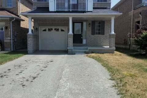 House for rent at 35 Kirkland Pl Whitby Ontario - MLS: E4825012