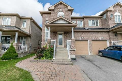 Townhouse for sale at 35 Knightswood Cres Brampton Ontario - MLS: W4918731