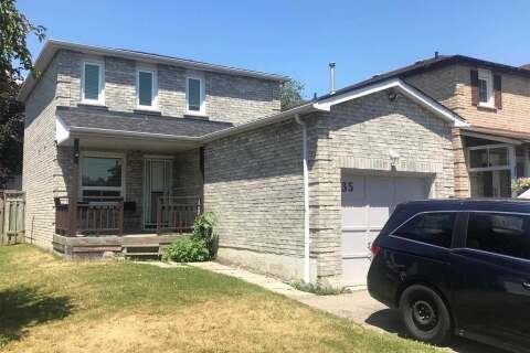 House for sale at 35 Large Cres Ajax Ontario - MLS: E4826728