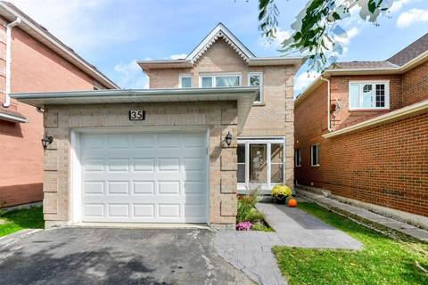 House for sale at 35 Letty Ave Brampton Ontario - MLS: W4631186