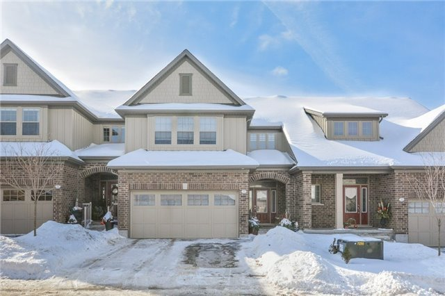 For Sale: 35 Linden Avenue, Guelph Eramosa, ON | 2 Bed, 4 Bath Townhouse for $689,000. See 16 photos!