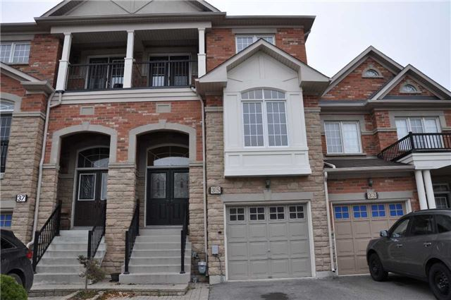 For Sale: 35 Littleriver Court, Vaughan, ON | 4 Bed, 4 Bath Townhouse for $1,069,000. See 19 photos!