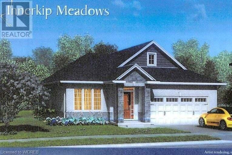 House for sale at 35 Lock St Innerkip Ontario - MLS: 234464