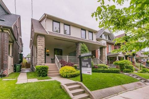 Townhouse for sale at 35 Lockwood Rd Toronto Ontario - MLS: E4482215