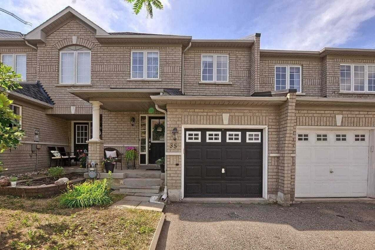 Townhouse for sale at 35 Lodgeway Dr Vaughan Ontario - MLS: N4830637