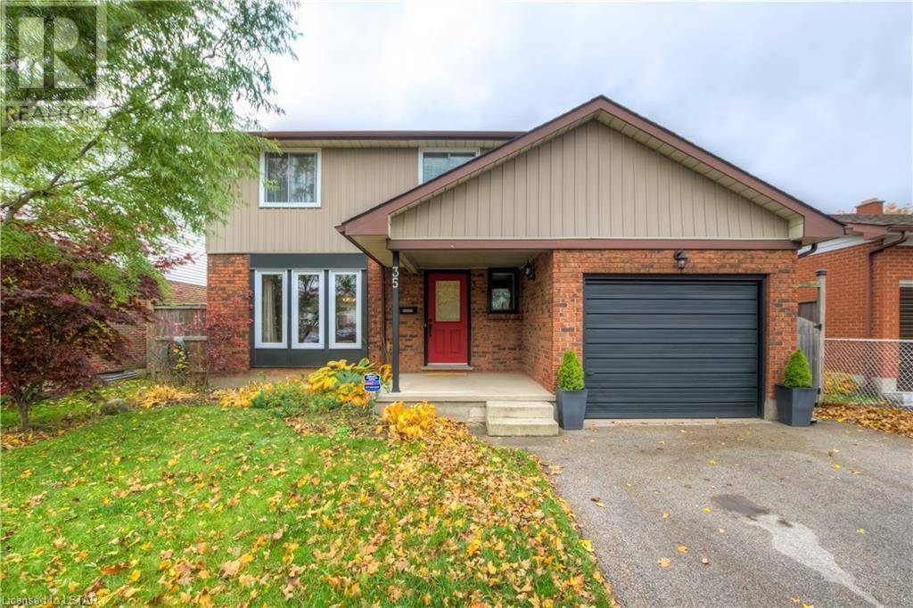 House for sale at 35 Lysanda Ave London Ontario - MLS: 231576