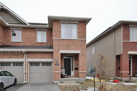Townhouse for sale at 35 Madelon Dr Nepean Ontario - MLS: 1145735