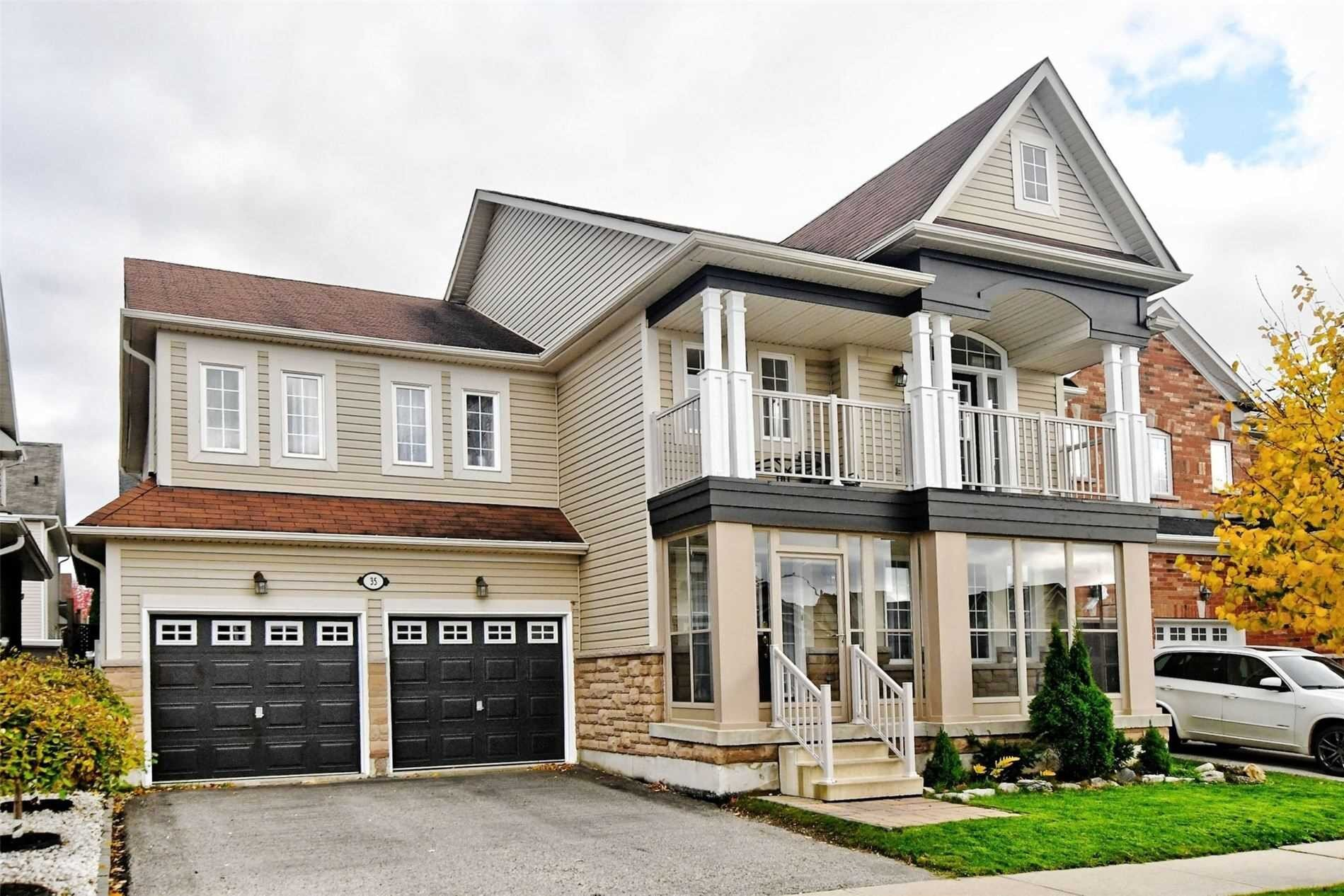House for sale at 35 Maple Crown Te Barrie Ontario - MLS: S4970665