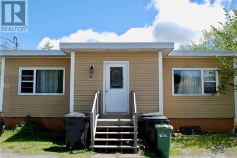 Townhouse for sale at 35 Margaret St Saint John New Brunswick - MLS: NB021227