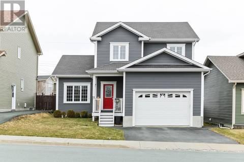 House for sale at 35 Mark Nichols Pl St. John's Newfoundland - MLS: 1197121
