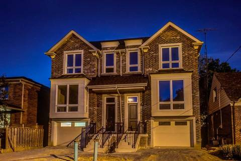 Townhouse for sale at 35 Marquette Ave Toronto Ontario - MLS: C4481754