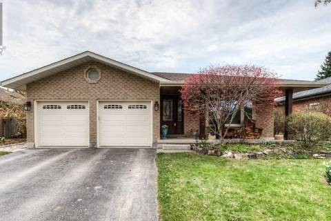 House for sale at 35 Maxwell Dr Kitchener Ontario - MLS: 30736062