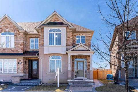 Townhouse for sale at 35 Michelina Terr Markham Ontario - MLS: N4730260