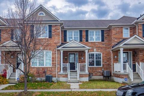 Townhouse for sale at 35 Morning Dove Dr Markham Ontario - MLS: N4627841