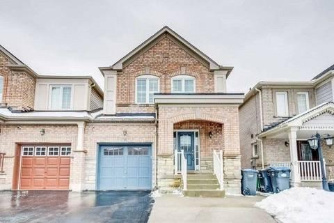 Townhouse for sale at 35 Napoleon Cres Brampton Ontario - MLS: W4696178