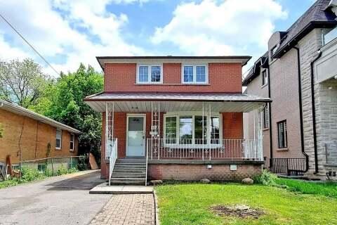 House for rent at 35 Nipigon(main) Ave Toronto Ontario - MLS: C4777245