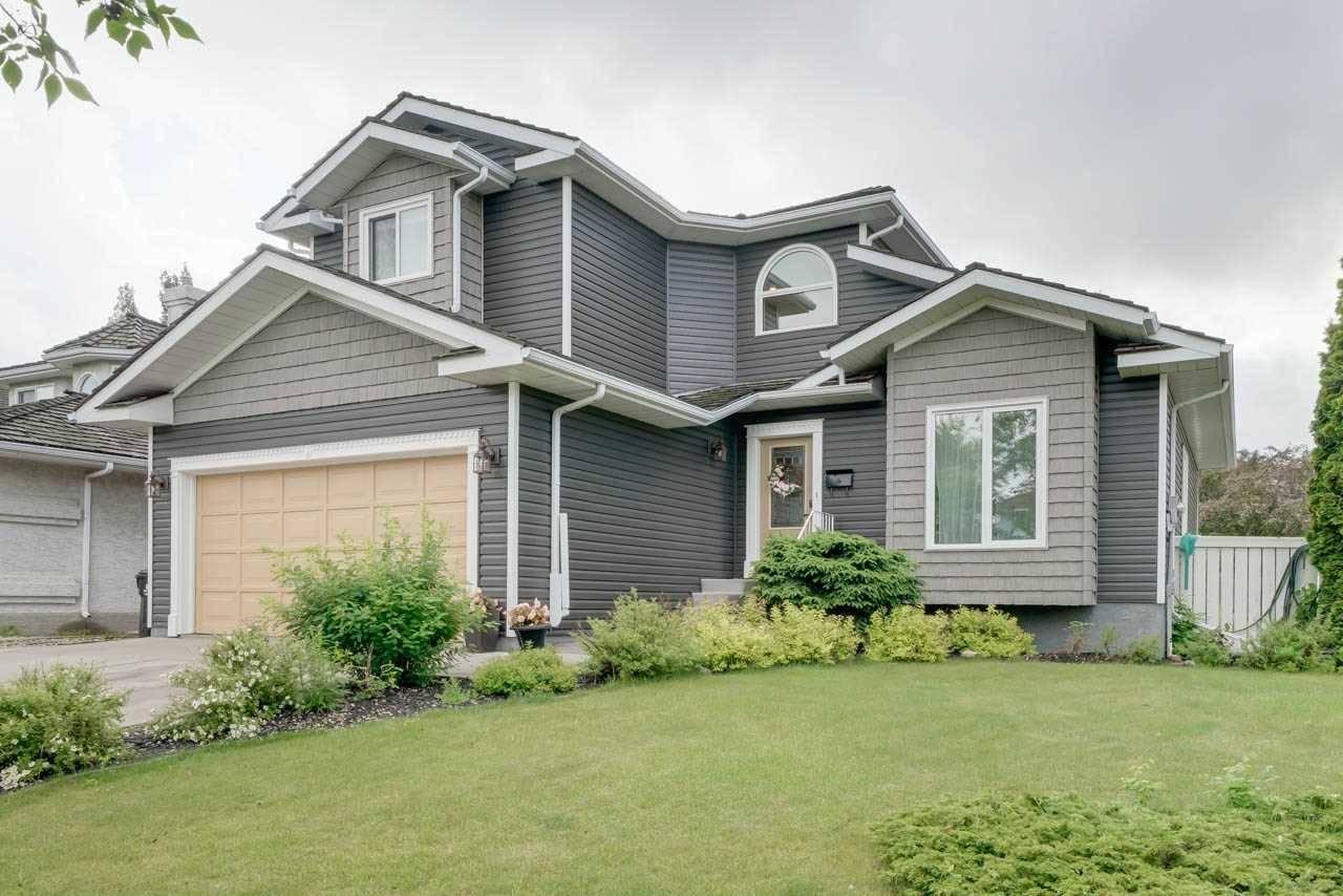 House for sale at 35 Nottingham Blvd Sherwood Park Alberta - MLS: E4173366