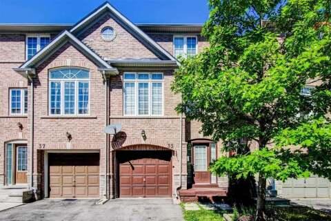 Townhouse for sale at 35 Oban Rd Brampton Ontario - MLS: W4814713
