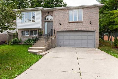 House for sale at 35 Oprington Dr Kitchener Ontario - MLS: X4523494