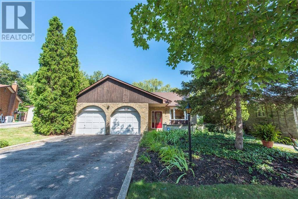 House for sale at 35 Parliament Cres London Ontario - MLS: 214099